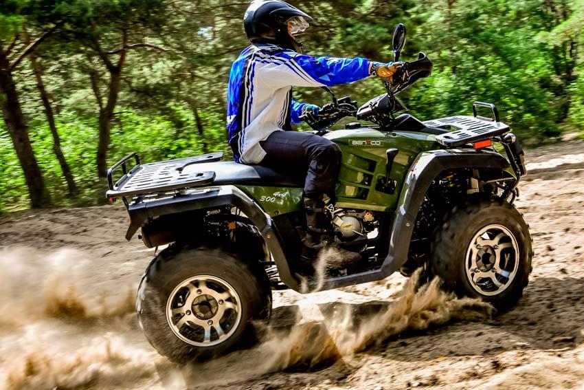 Benyco ATV 300 – Najtańsza czteronapędówka?